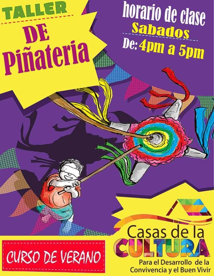 taller de piñateria apopa