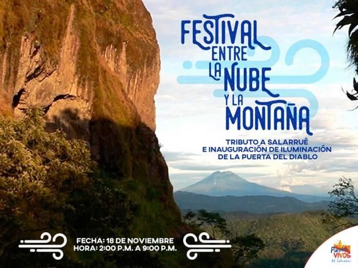Festival entre la nube y la montaña