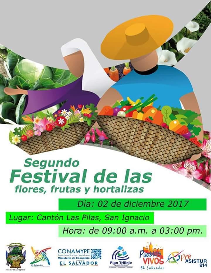 festival de las flores frutas san ignacio